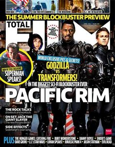 Charlie Hunnam as Raleigh Becket: A washed-up former pilot called out of retirement by the Pan Pacific Defense Corps.  Idris Elba as Stacker Pentecost: Becket's commanding officer.  Rinko Kikuchi as Mako Mori: Becket's co-pilot who lost her family in a Kaiju attack.