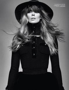 vogue, vogu turkey, style, turkey octob, fashion photographi, october, hair, julia stegner, hat