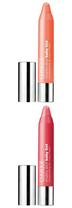 How to use the Clinique Chubby Stick: Apply directly to lips. For subtle definition, outline your lips first then fill in with natural-looking color. No need to sharpen. Simply swivel up to reveal more lip color.