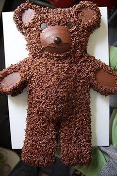 Teddy Bear Cake!