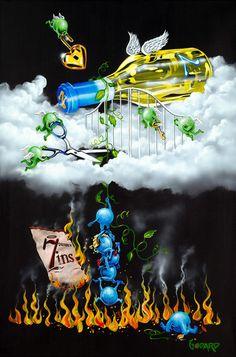 Michael Godard art