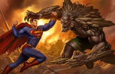 Is Doomsday The Other Villain Cast in Batman v. Superman: Dawn of Justice?   moviepilot.com