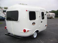 1971 Burro 13' Fiberglass Travel Trailer, trailers fiberglass, travel trailers, vintag trailer