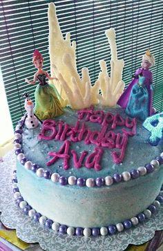 frozen cake publix