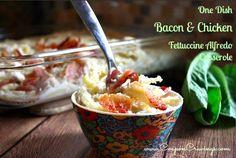 Chicken & Bacon Fett