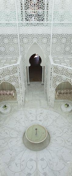 Marrakech - Royal Mansour - Morocco
