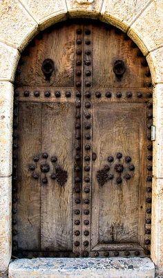 metal, gate galleri, castles, castl door, beauty, wooden doors, door worldwid, custom gate, wood doors