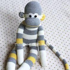 Sock Monkey!!! Must Make!