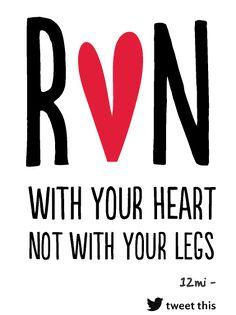 healthy quotes, heart, fitness tips, motivation, legs, running gear, lululemon athletica, gears, marathon training