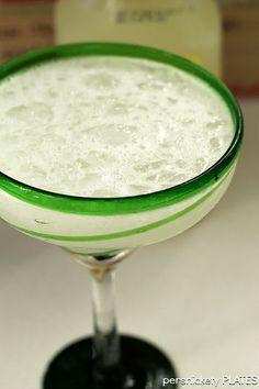 Ultimate Lemonade - a vodka lemonade slushy - 6 oz Simply Lemonade, 2 oz. vodka, 1 cup ice & blend