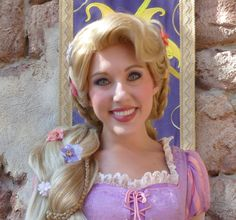 Here's where to see Rapunzel, from Tangled, at Walt Disney World Resort - see: http://www.buildabettermousetrip.com/princess-rapunzel-at-disney-world