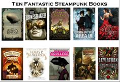 Steampunk favorites