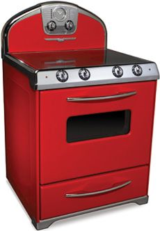 Northstar Range Colors: custom retro stoves