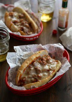 Lightened Up Grinder Sandwiches Recipe