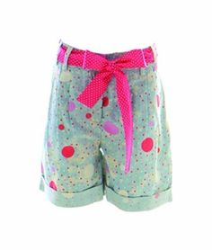 Cute printed shorts for kids | Anotahshop.com #fashion