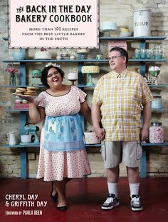 So, SO excited for the release of the Back in the Day Bakery (Savannah, GA) cookbook