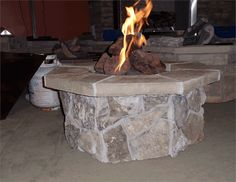 """custom fire pits 