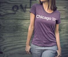chicago tshirt