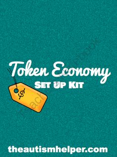Token Economy Set Up Kit from The Autism Helper on TeachersNotebook.com -  (13 pages)  - Token economies are popular classroom management tools. It�s an effective intervention that is relatively easy to set up and implement � if done correctly.