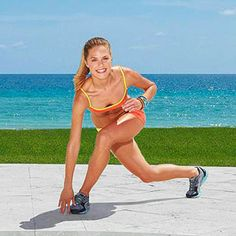 Superskater #exercise for your abs, butt and legs