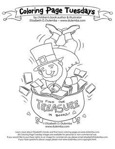 http://dulemba.com/Blogstuff/ColoringPageTuesdays/Leprechaun2014-big.jpg?utm_medium=email&utm_campaign=Elizabeth+O.+Dulemba%27s+e%27s+news+a...