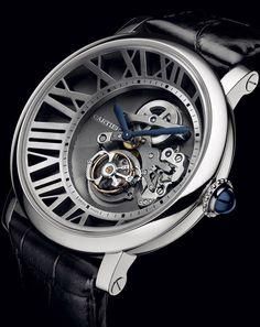 Cartier Cadran Lové Tourbillon Watch