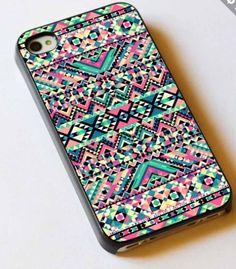 aztec iphone case. ♡