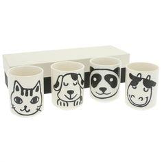 Animal Cups@scrapwedo
