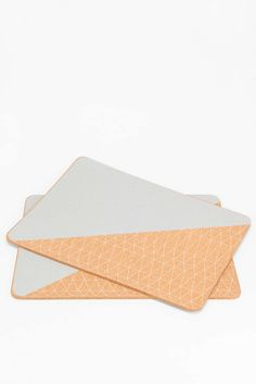Graphic Line Placemat Set - Urban Outfitters