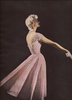 Richard Avedon Fashion Editorial  Sunny Harnett The Candlelit Blonde 1954