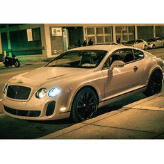 Bentley Continental Supersport. Vroom