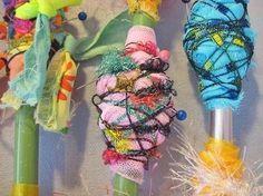 fabric beads tutorial, jewelleri, paper bead, craft idea, fabric bead tutorial, diy, jewelri, fiber art, alma stoller