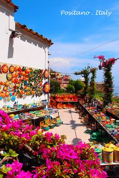 Positano, Province of Salerno, Campania region italy