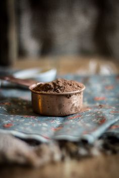 cocoa powder May seem odd to some to post this under good old days but I have so many fond memories of my mom and myself as a child baking with cocoa powder in the kitchen. It made some yummy treats  the old fashioned way.