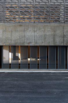 Original Design Studio fachada trama