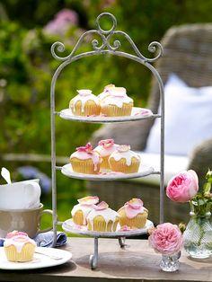Garden Tea Party Treats