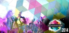 The Color Run 2014 tour! #kaleidoscope
