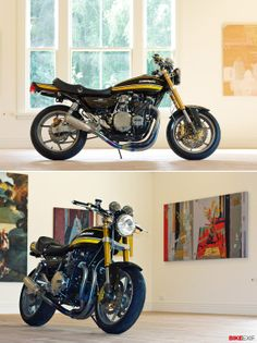 Isle of Man race winner Graeme Crosby might be retired, but he's as busy as ever. He's set up a bike building operation called New Generation Classics, and with the help of an ex-Britten mechanic, he's turning out some very interesting resto-mods—like this 1974 Kawasaki Z1A built for a local enthusiast.