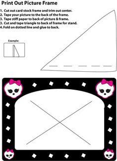Monster High Frame