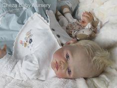 sweet reborn baby doll