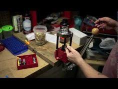 Reloading Handgun Ammo Part 2 - YouTube
