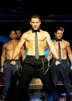 Hello Magic Mike...