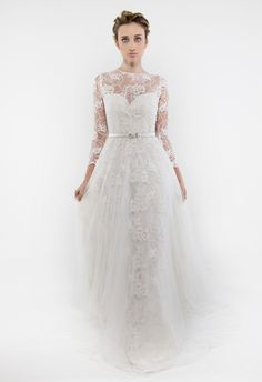 Gorgeous! Francesca Miranda  Spring 2014 Wedding Dresses