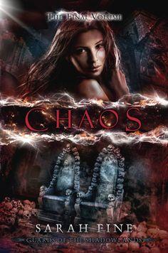 Chaos by Sarah Fine #TeenReadWeek #PenguinTeen