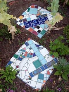 Easy Stepping Stones tutorial