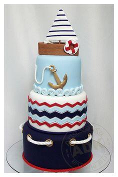 Bolo Marinheiro - Nautical