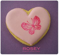 from Rosey Sugar Art Confectionery