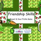 Teach cooperation and friendship skills by playing this fun game on the smartboard.  Students love learning about things that sweet pickles to do m...