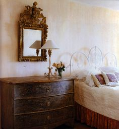shabby bedroom, french bedrooms, countri bedroom, french country, french countri, french cottage, cottage bedrooms, country bedrooms, chest of drawers