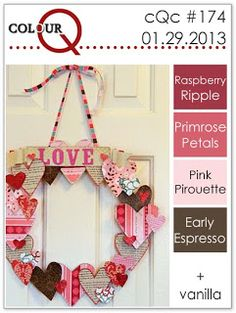 Stampin' Up! Color Combo: Raspberry Ripple, Primrose Petals, Pink Pirouette, Early Espresso, Very Vanilla